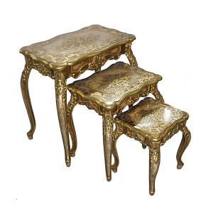 Medici Nesting Tables - Set of 3