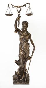 Bronzed Justice