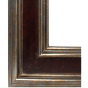 Laviathan Varigation Frame 48X60 Antique Gold
