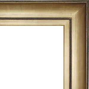 Magna Marco Frame 36X36 Varigated Silver with Liner