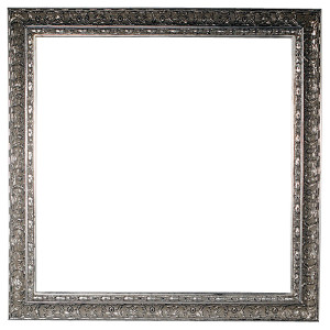 Chambery Frame 30X30 Silver