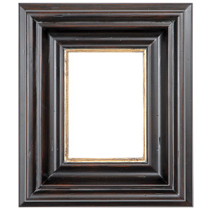 Open Woods Frame 05X07 Burnished Cherry
