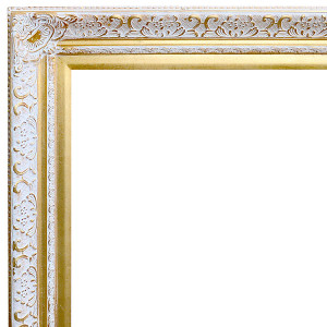 Noblesse Frame 12X24 French Gold