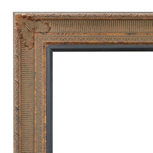 Neoclassic Frame 48X60 Antique Gold