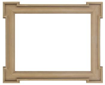 Rustic Simplicity Frame 30x40 Seasoned Wood Distressed