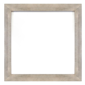 Gallery Mounter Frame 30X30 Seasoned Wood Distressed