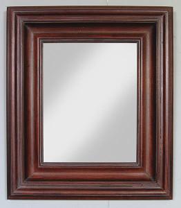 Open Woods Mirror 8x10 Cherry