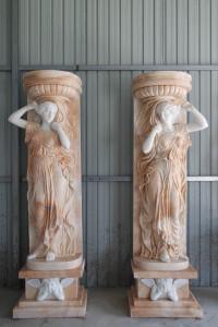 PR - Figural Columns -MultColMrb 1