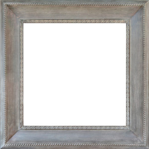 Seasoned Grand Frame 36X36 Beige Wash