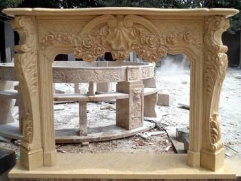 Fireplace Mantle (47W X 36H) - Bge Mrb