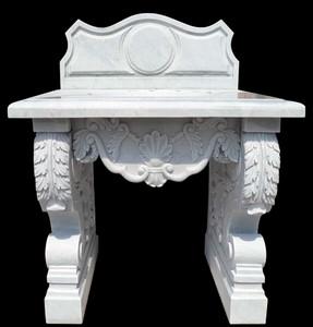 Vanity - White Marble