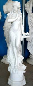 Woman - White Marble306