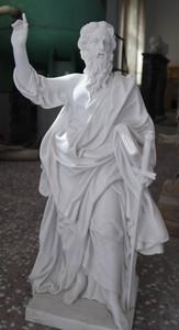 Saint Paul - White Marble