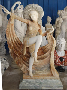 Deco Dancer - Multi Color Marble