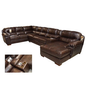 Lawson Sectional with Media Console