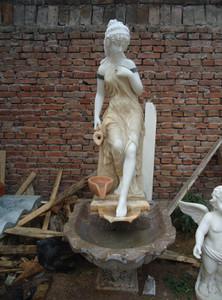 Woman Fountain - MultiColM