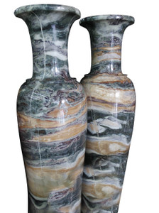 PR - Marble Vases - Multi Color