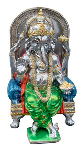 Ganesh Hindu God of Luck Statue