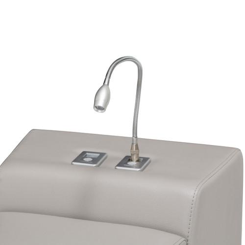Mia BellaBentley Storage ConsoleEspresso - Michael Amini AICO Furniture - MBLP-BNTLY87-LGR-43