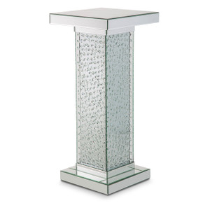 MontrealAccent Table w/Crystals, Medium - E2 -On Sale Michael Amini AICO