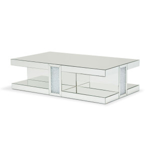 MontrealMirrored Cocktail Table - E2 -On Sale Michael Amini AICO