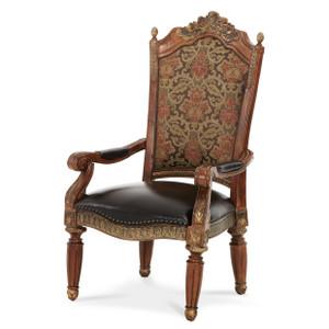 Villa ValenciaAssm.Arm Chair Classic Chestnut
