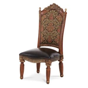 Villa ValenciaAssm.Side Chair Classic Chestnut