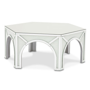 MontrealHexagonal Cocktail Table - E2 -On Sale Michael Amini AICO