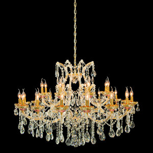 Chantilly25 Light Chandelier