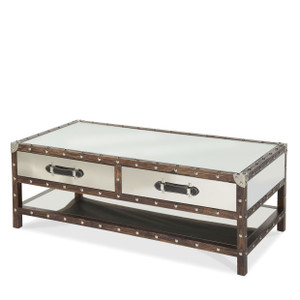 Trunk Cocktail Table - E2 -On Sale Michael Amini AICO