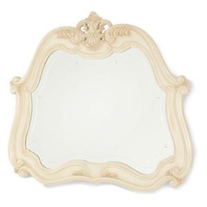LavelleSideboard MirrorBlanc