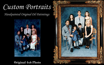 Custom Portrait Test