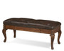 Old World- Storage Bench- Leather  - ART Furniture - 143149-2606