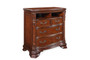 Old World - Media Chest  - ART Furniture - 143153-2606