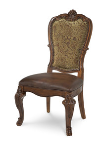 Old World- Upholstered Back Side Chair  - ART Furniture - 143206-2606