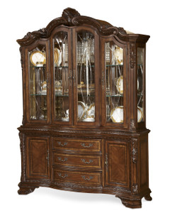 Old World- China Cabinet Set  - ART Furniture - 143241-2606