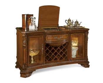 Old World- Wine & Cheese Buffet  - ART Furniture - 143252-2606