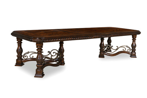 Valencia - Trestle Dining Table  - ART Furniture - 209221-2304