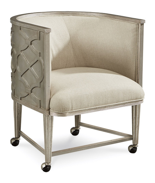 Morrissey - Bolan Party Chair - Bezel  - ART Furniture - 218218-2727