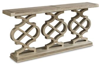 Morrissey - Hillier Console Table - Bezel  - ART Furniture - 218307-2727