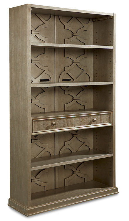 Morrissey - Novello Bookcase - Bezel  - ART Furniture - 218401-2727