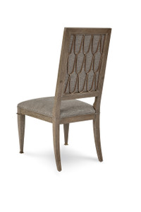 Cityscapes - Bleecker Uph Back Side Chair  - ART Furniture - 232203-2323P2