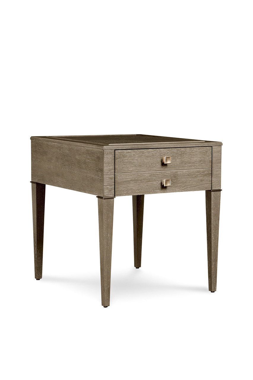 Cityscapes Grant Drawer End Table Art Furniture