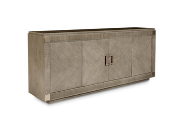 Cityscapes - Hudson Entertainment Console  - ART Furniture - 232423-2323