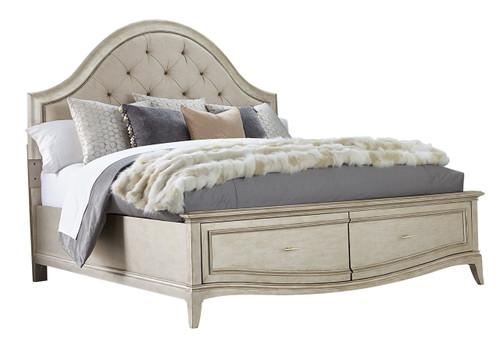 Starlite - 6/0 Uph Panel Bed w/ Storage  - ART Furniture - 406167-2227S2