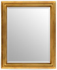 Simple Elegance Mirror 08X10 Soft Gold Finish