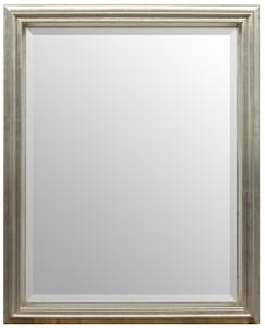 Simple Elegance Mirror 20X24 Silver Finish