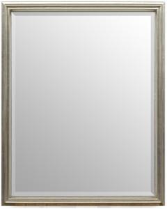 Simple Elegance Mirror 30X40 Silver Finish