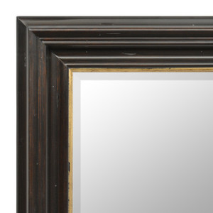 Open Woods Mirror 12X24 BURNISHED CHERRY