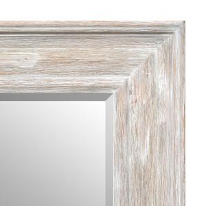 MIsty Woods Mirror 12x24 Distressed White Wash